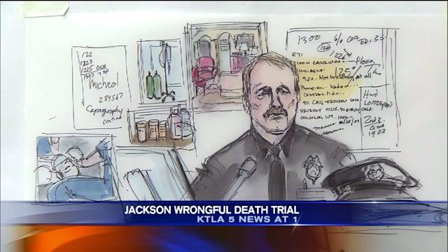 Jackson-AEG: Paramedic says Jackson Looked Like Hospice Patient
