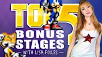 Top 5 with Lisa Foiles: Top 5 Bonus Stages - The Best Way to Earn Extra Points