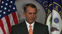 Boehner Explains Same-sex Marriage Opposition