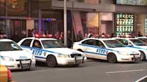 NYC security remains on high alert after Boston attacks