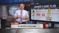 Cramer's in learning mode next week