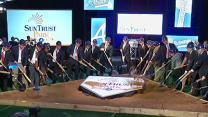 Braves Break Ground on New 'SunTrust Park'