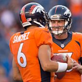 Trevor Siemian named Broncos' starting QB — for third preseason game