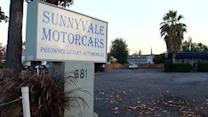 EXCLUSIVE: Sunnyvale car business disappears