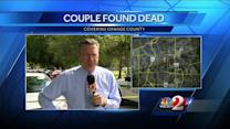 Couple found dead in home