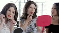 Maybelline Introduces New Ideal-Woman Rubber Mask To Use In Place Of Makeup