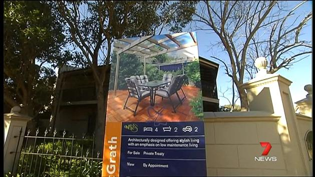 Sydney house prices soar