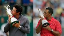 RADIO: Is Rory as good as Tiger was?