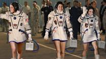 NASA Designers Release Flirty New Space Skirt