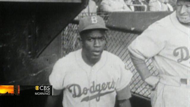 All That Mattered: Jackie Robinson breaks color barrier