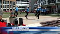 ArtsWave gives Reds fans taste of Cincinnati's arts scene