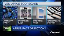 Apple: Fact or fiction?