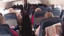 Squeeze Play: Airlines Expand Rows and Narrow Aisles