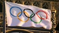Passing the torch: Politics clashes with the Olympics, again