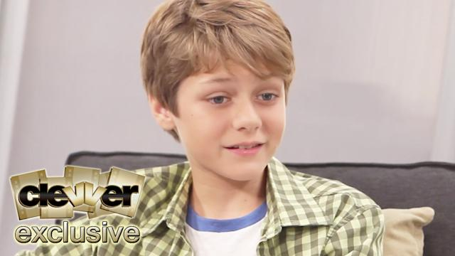Ty Simpkins Talks 'Insidous Chapter 2' & More!
