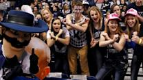 Xavier Has Better Fans Than Kentucky?