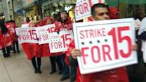 Fast-food Workers Demand Better Pay