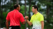 Rory McIlroy lunches with Tiger: 'Mentally, he's in a good place'