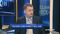 What's behind China's stellar market rally