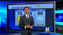 WBZ AccuWeather Forecast for August 27th