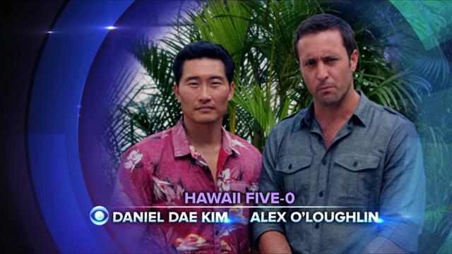 CBS Cares - Daniel Dae Kim and Alex O'Loughlin on Typhoon Haiyan