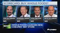 Is Whole Foods a buy?