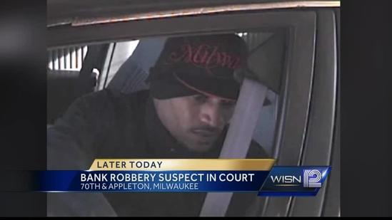 Credit Union robber to appear in court