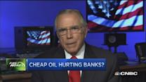 Cheap oil squeezing banks?