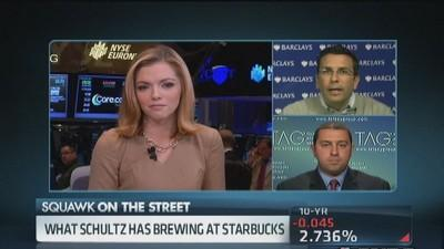 SBUX earnings are grande