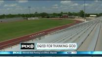 Track Runner D-Q`d For Thanking God