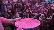 The Most Vibrant Day: Holi Around the World