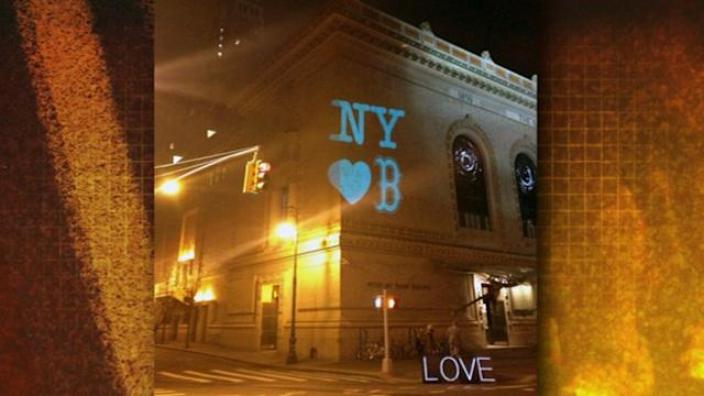 Messages of Hope Around US After Marathon Bombing