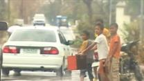 Officials: '90 Percent' Of Typhoon-Ravaged Area in Philippines is Destroyed