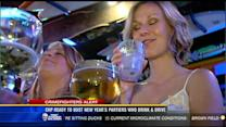 CHP ready to bust New Year's partiers who drink and drive