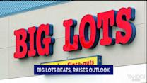 Big Lots profit beats; Splunk soars on strong results; Fred's to close stores