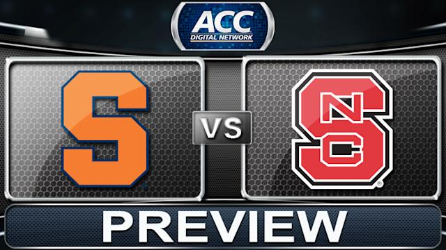 Syracuse vs NC State Preview