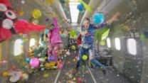OK Go's New Music Video Puts Them in Zero Gravity