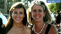 Mother says murdered daughter's final moments haunt her