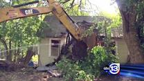 Houston demolishes dozens of nuisance buildings