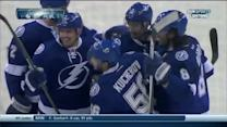 Nikita Kucherov's first NHL goal
