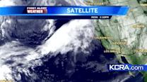 Monday Weather Update for Northern California 12.24