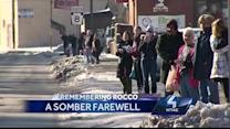 Funeral for K-9 Officer Rocco held at Soldiers & Sailors Memorial Hall & Museum