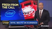 A look into Intel earnings