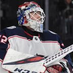 Bobrovsky out again as Blue Jackets face Oilers