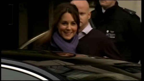 Kate Middleton discharged from hospital