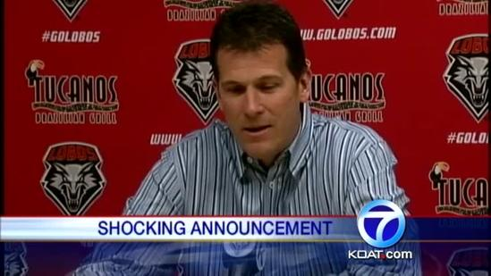 Alford leaves Lobos for UCLA