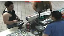 Video: Off-duty Cop Pulls Gun on Clerk