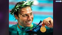 Olympic Swimmer Ian Thorpe -- I'm Comfortable Saying I'm Gay