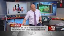 Cramer: Cord cutting? No way! Old media is not dead