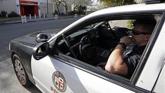 LAPD to investigate racism charges from wanted former cop